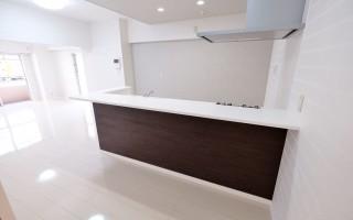 ロマネスク薬院Ⅱ キッチン