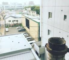 風呂屋の煙突