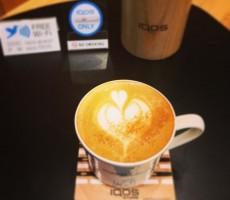 Cafe IQOS