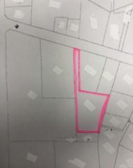 福岡市南区平和二丁目(土地) 間取り図