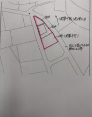 福津市手光(土地) 間取り図