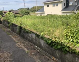 飯塚市中(土地) 外観写真